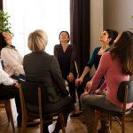 groeps bijeenkomst