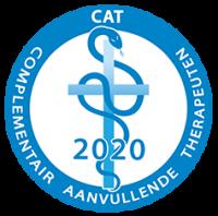 Nov 20, 2019  Virtueel CAT Complementair Aanvullende Therapeuten schild  Het virtuele CAT-schild is onderdeel van de aansluiting bij CAT. Met dit schild geef je een duidelijk signaal van professionaliteit af aan bezoekers van de website van je praktijk. Het schild kun je plaatsen op je website. Alleen level 3 en 5 kunnen het (blauwe) CAT complementair schild voeren. Dit betekend dat zij naast CAT-kwaliteitsstandaarden van CAT ook voldoen aan de eisen van zorgverzekeraars.
